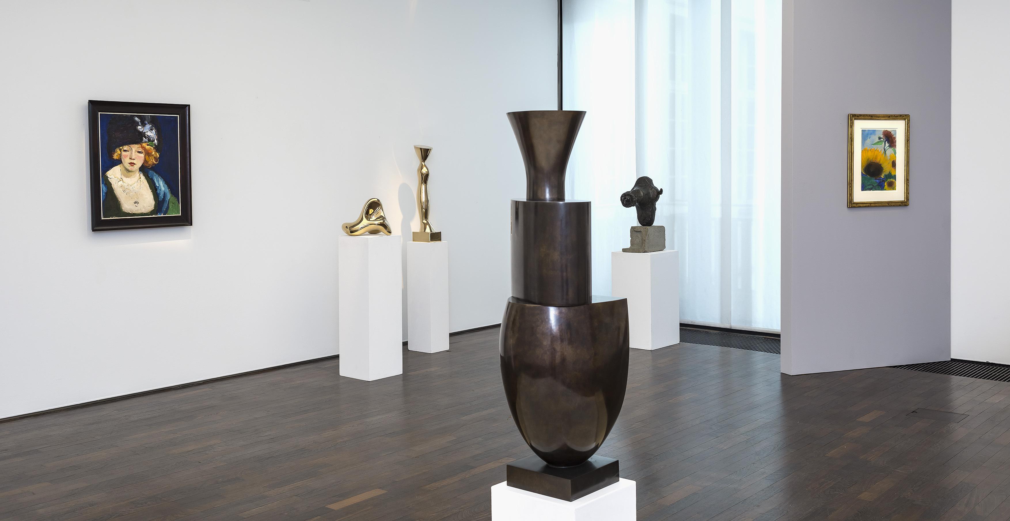 van Dongen - Arp - Miró - Nolde