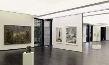 Beuys Kiefer Twombly - 2009