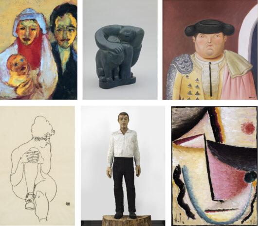 Figuren in der Kunst des 20. Jahrhunderts