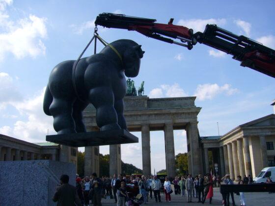 Botero in Berlin - 2007