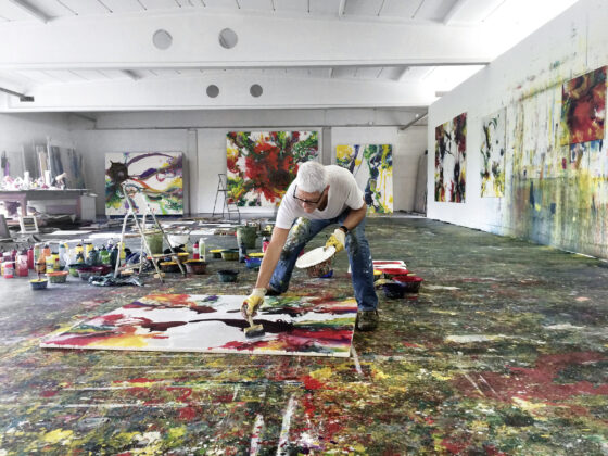 Bernd Zimmer Atelier