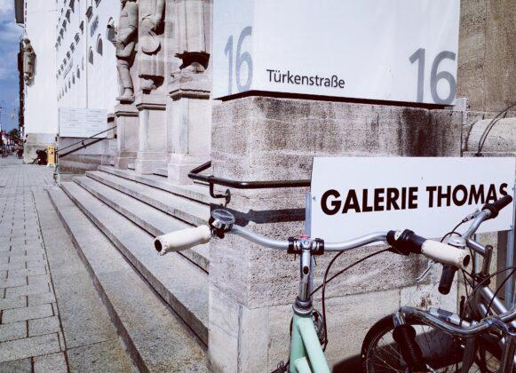 Galerie Thomas - Türkenstraße 16 - 80333 München