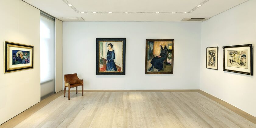 Munch Kirchner - Exhibition - 2012