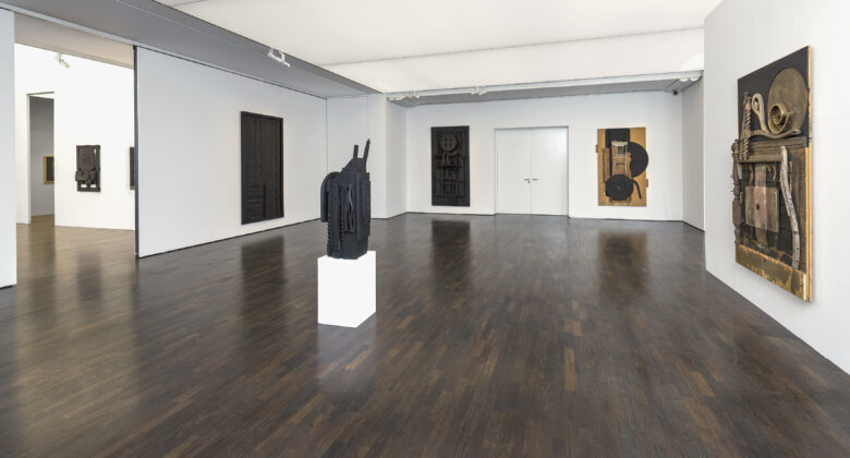 Louise Nevelson - Exhibition - 2019