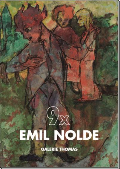 9x Emil Nolde