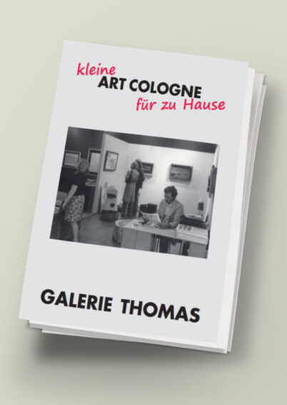 Art Cologne for at Home