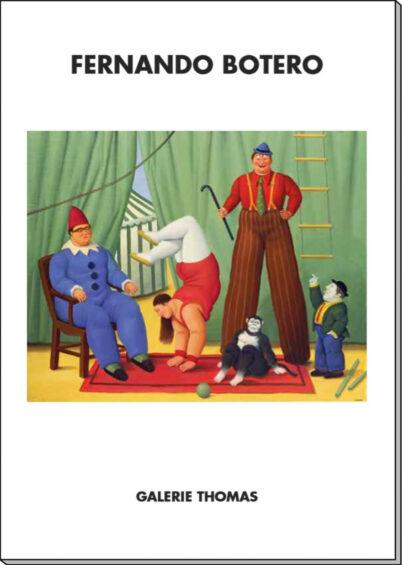 Fernando Botero - Circus