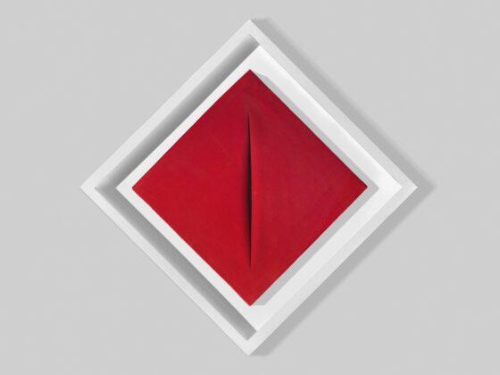 Lucio Fontana - Concetto Spaziale Attesa