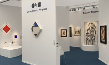 Galerie Thomas - FRIEZE Masters London - 2019
