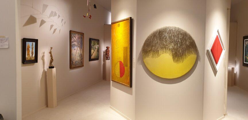 Galerie Thomas - TEFAF Maastricht - 2019