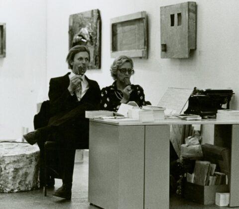 Galerie Thomas-  Koelner Kunstmarkt - 1969