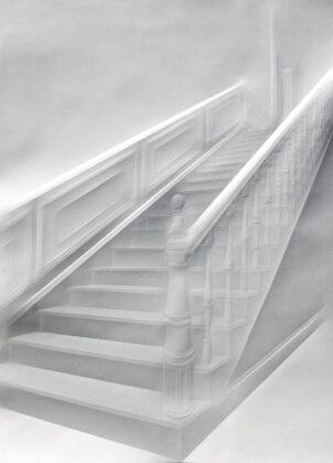 Simon Schubert - Ohne Titel (Treppe)