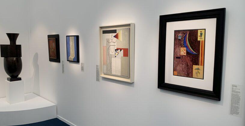 Galerie Thomas - FRIEZE Masters London - 2019