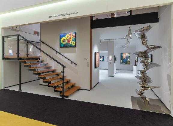 Galerie Thomas - TEFAF Maastricht - 2020
