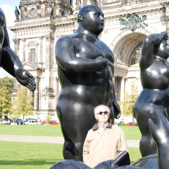 Botero in Berlin - 2007