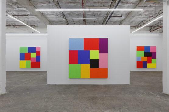 Peter Halley at Dallas Contemporary