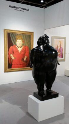 Fernando Botero - Art Basel Hong Kong - 2017