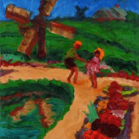 Emil Nolde - Kinder Sommerfreude