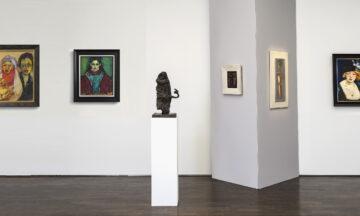 Exhibition View 'Figures'