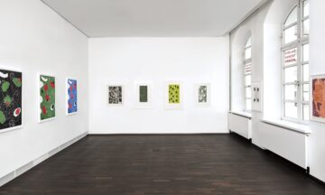 Georg Baselitz - Prints (Project Room) - 2013