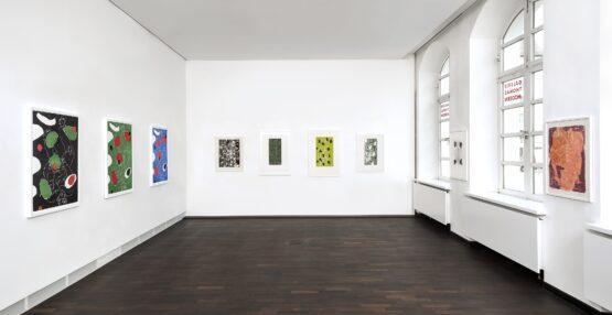 Georg Baselitz - Prints (Project Room) - 2013
