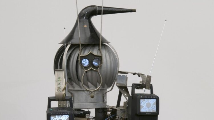 Nam June Paik - Game Byter