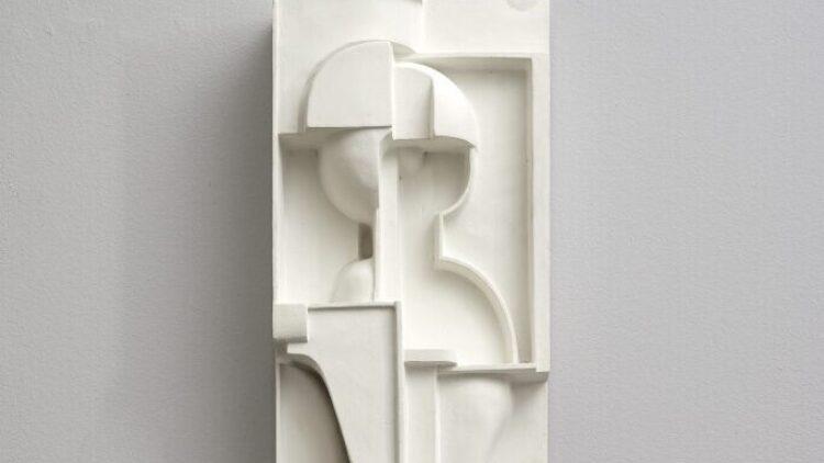 Oskar Schlemmer - Bauplastik R
