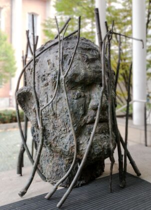 Jim Dine - Jim's Head with Branches