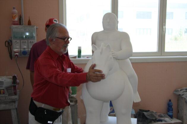 Fernando Botero Studio