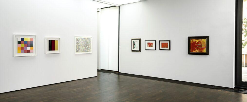 Gerhard Richter - Installationsansicht