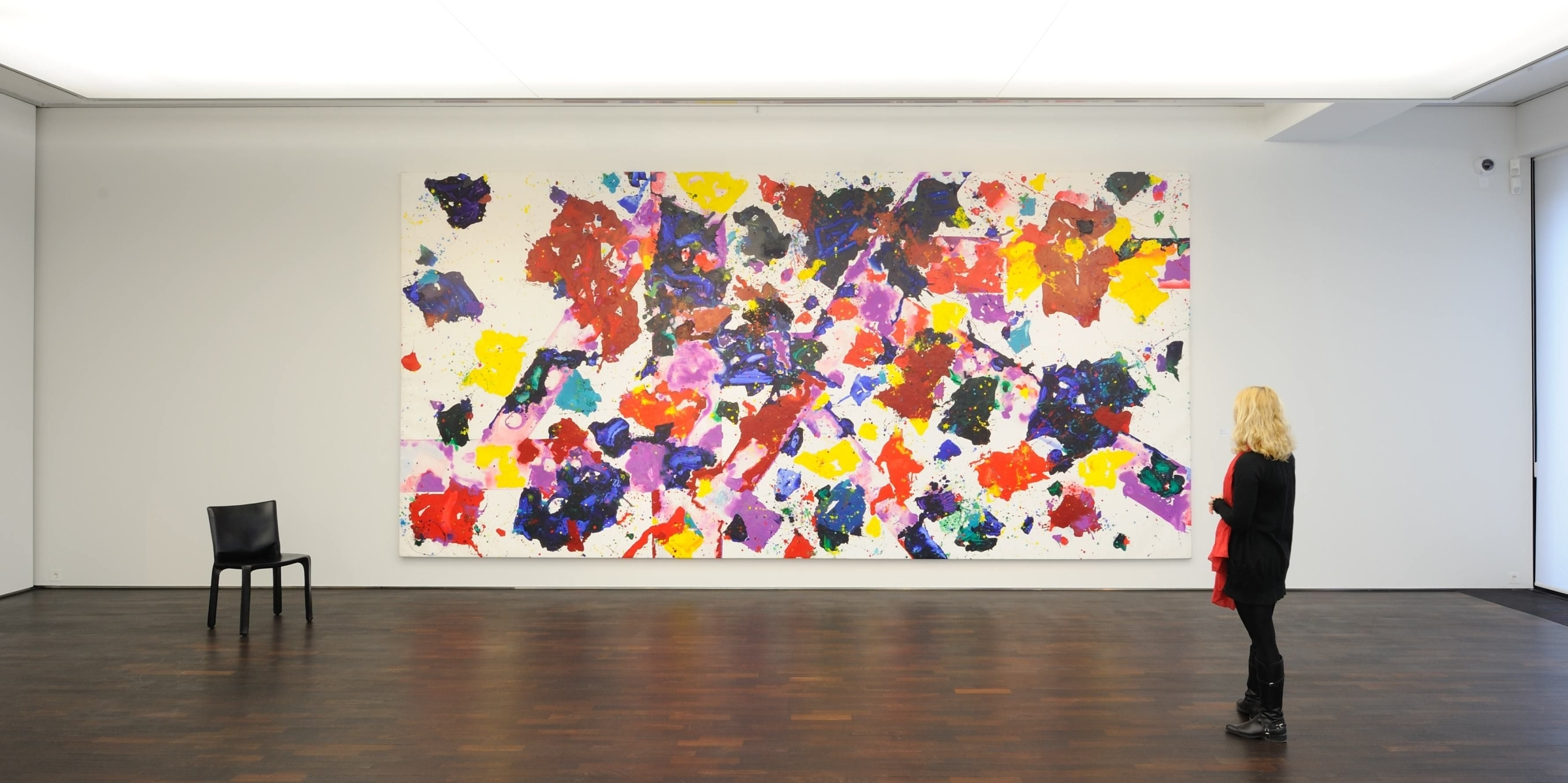 Sam Francis - Untitled 3/3