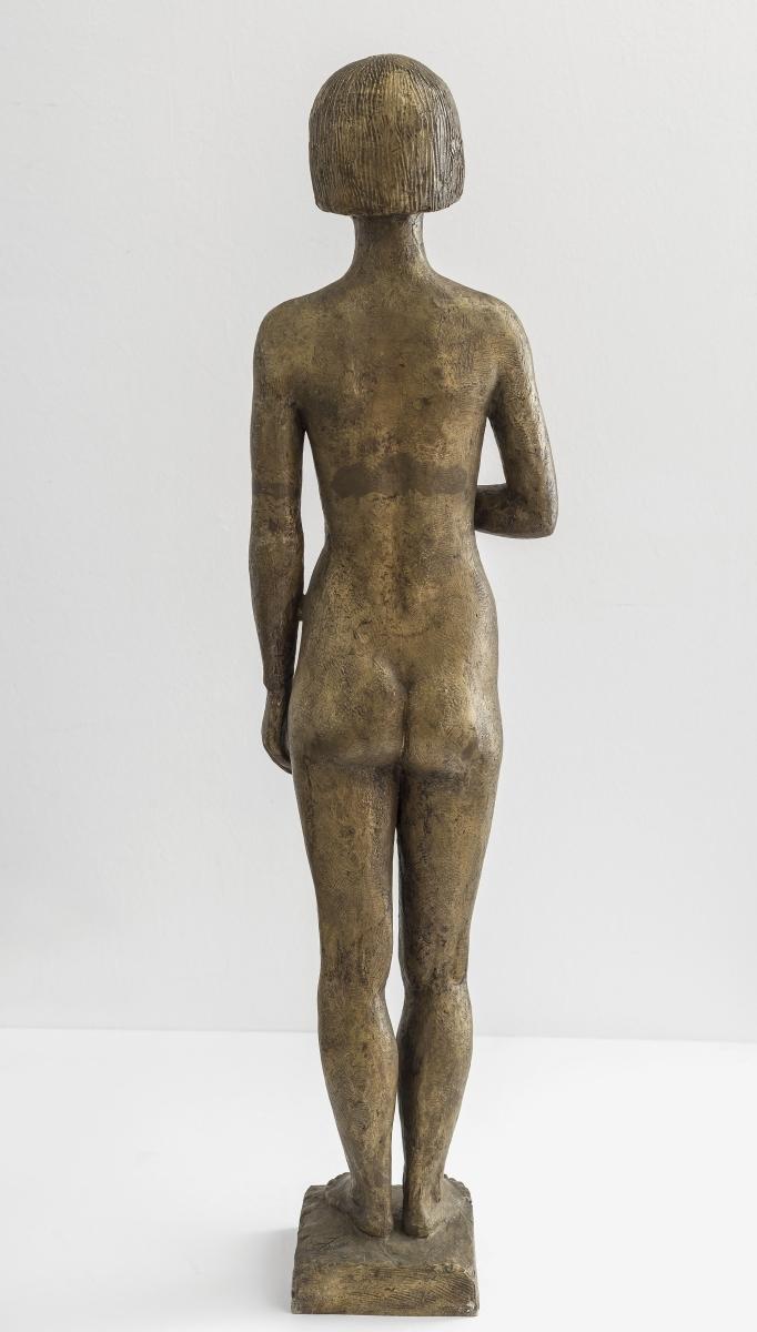 Gerhard Marcks - Standing Teenager with Bent Arm 3/3