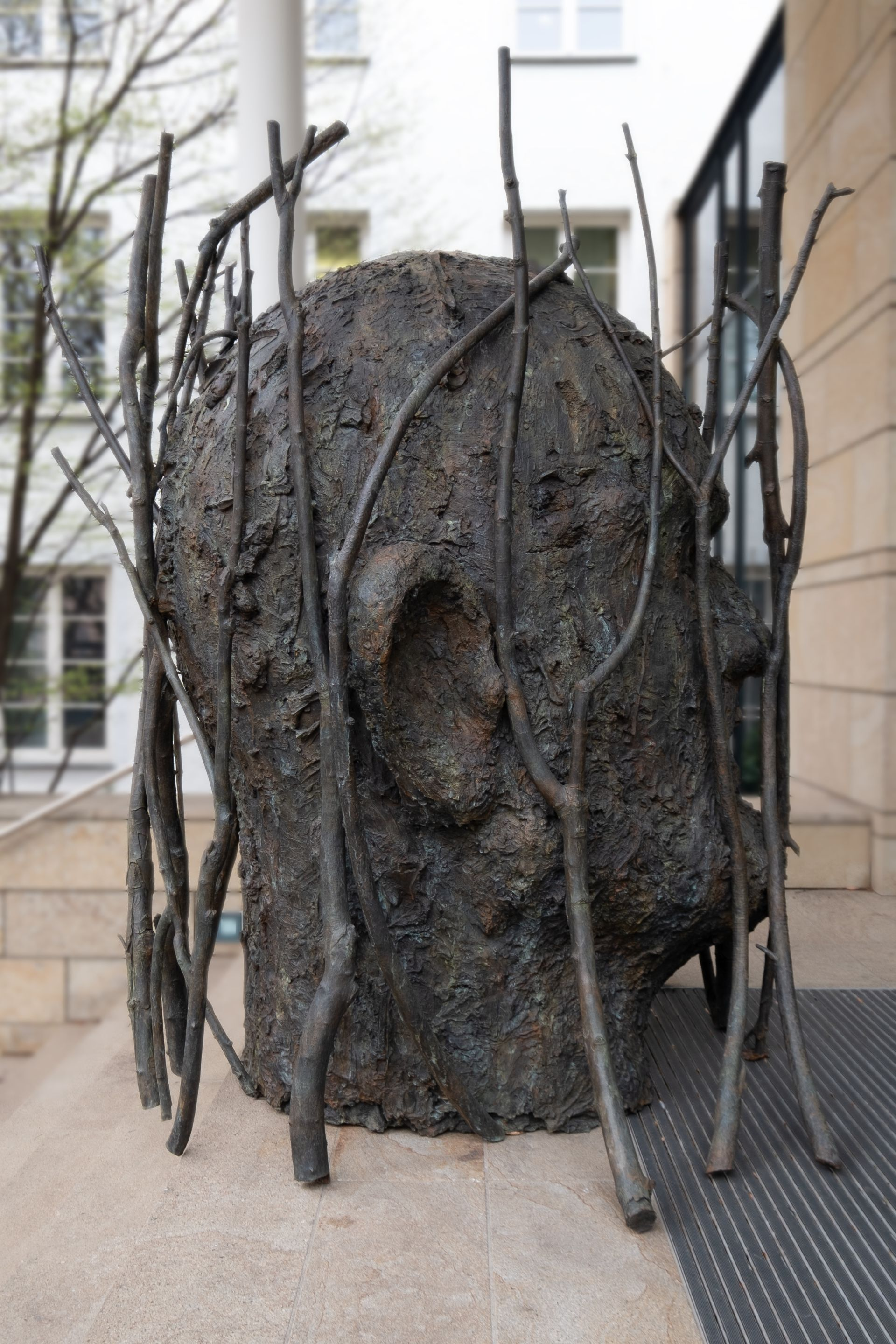 Jim Dine - Jim's Head with Branches 2/2