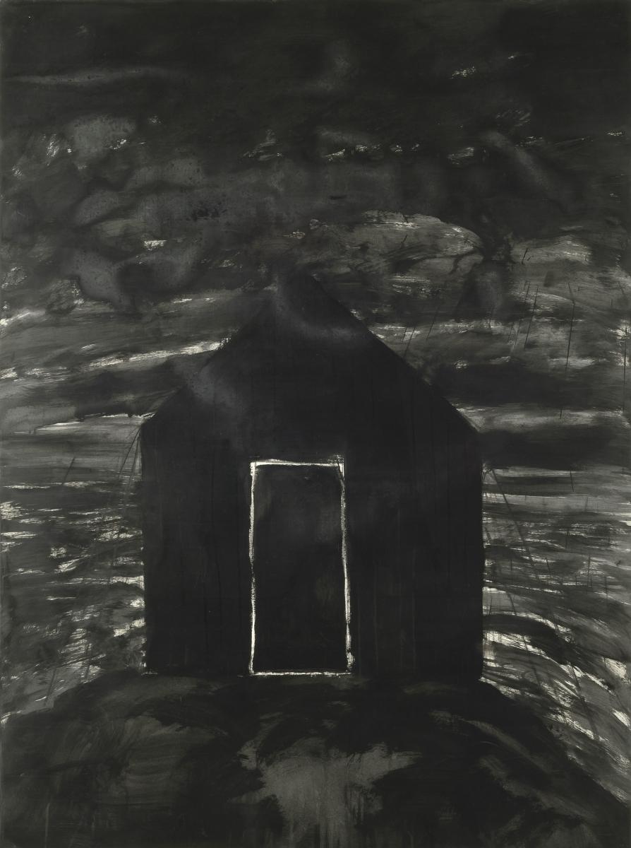 Antony Gormley - The Hut 1/3
