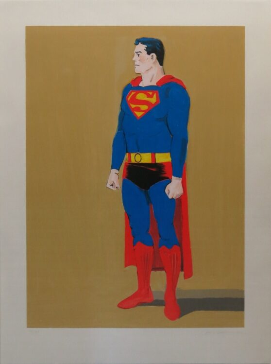Mel Ramos - Superman