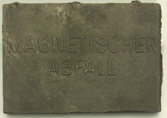 Joseph Beuys - Magnetic Rubbish