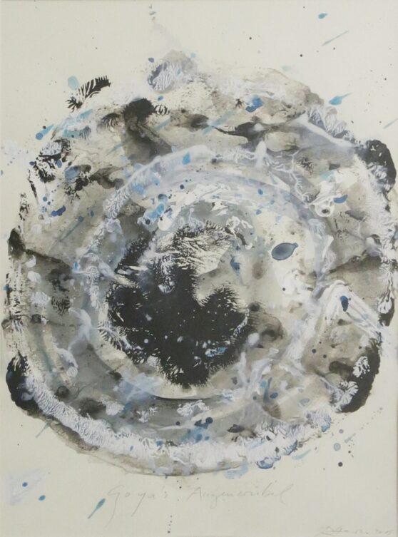 Rebecca Horn - Goya's Augenwirbel