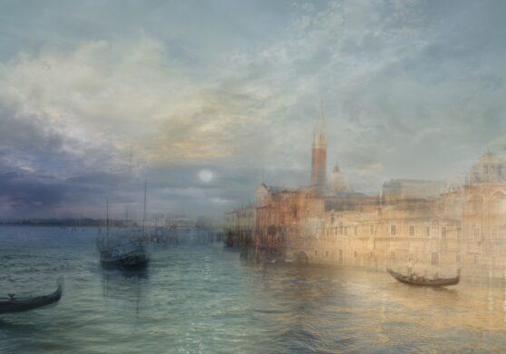 Hiroyuki Masuyama - J.M.W. Turner, Venice by Moonlight, 1840