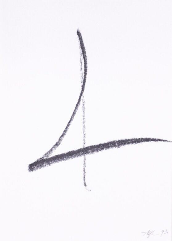 Alf Lechner - Ohne Titel 1/2