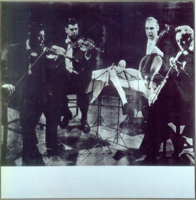 Gerhard Merz - String Quartett